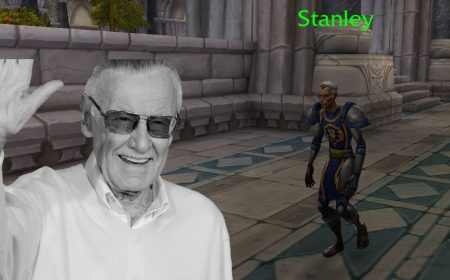 World of Warcraft añade bello tributo a Stan Lee