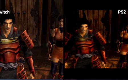 Onimusha: Warlords, comparan la versión de PlayStation 2 con la reciente de Nintendo Switch