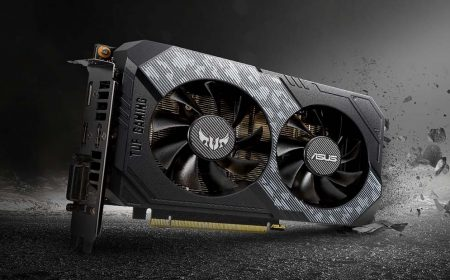 GeForce RTX 2060 TUF Gaming la nueva grafica de Asus