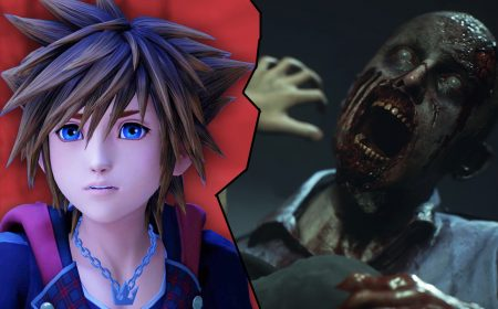 Kingdom Hearts 3 ha vendido mejor que Resident Evil 2 Remake en Estados Unidos