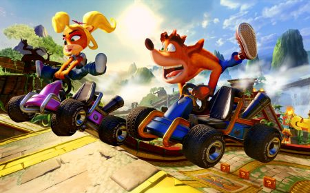 Crash Team Racing Nitro-Fueled: Tendrá un tamaño de 15 GB
