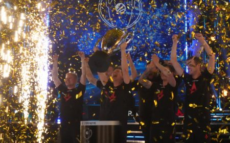 Counter Strike: Astralis es el campeón del Katowice Major 2019