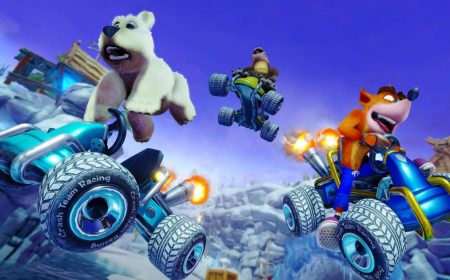 Crash Team Racing Nitro-Fueled presenta su modo aventura
