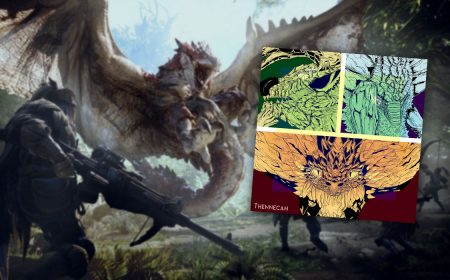 «Thennecan» lanza disco tributo a Monster Hunter