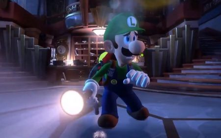 Animal Crossing Switch y Luigi's Mansion 3 saldrán este año
