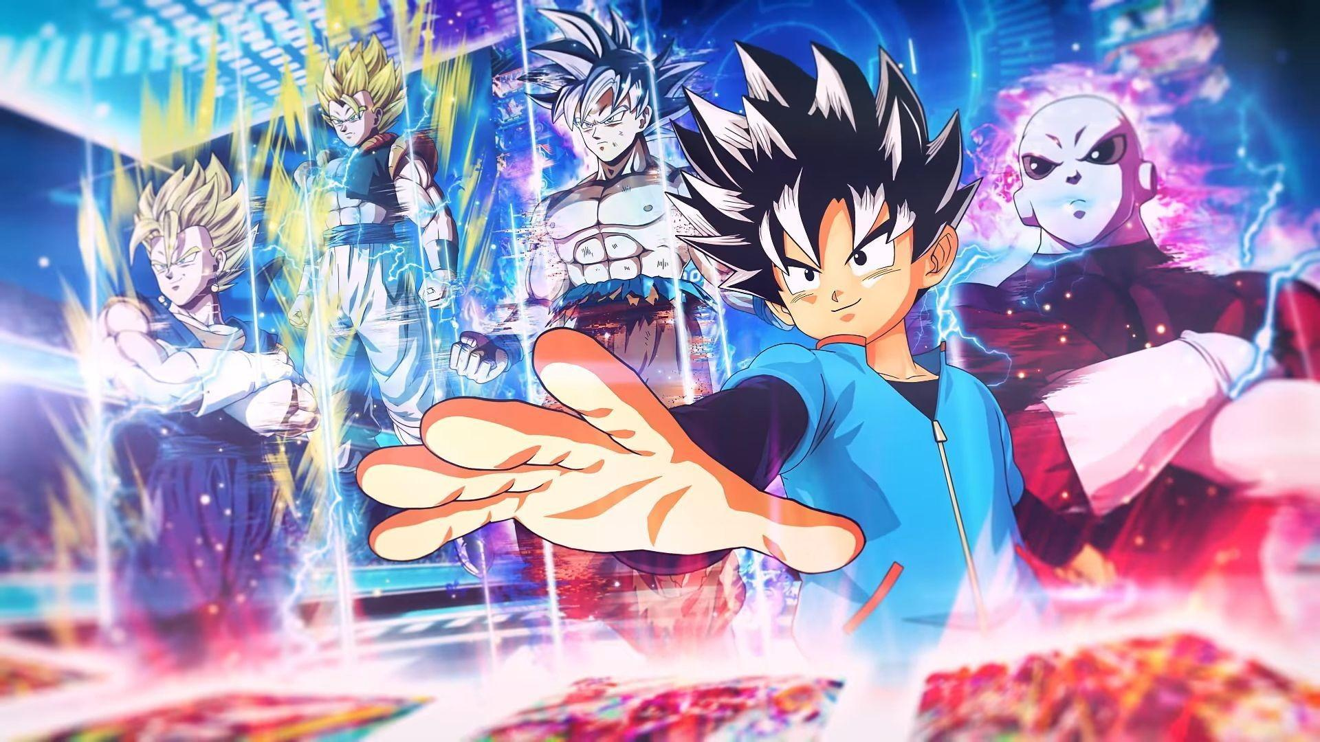 Imagen de Super Dragon Ball Heroes: World Mission (Nintendo Switch) - Análisis