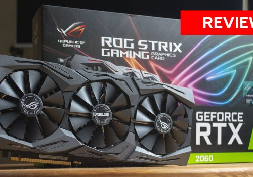 Asus ROG Strix RTX 2060 OC – Review
