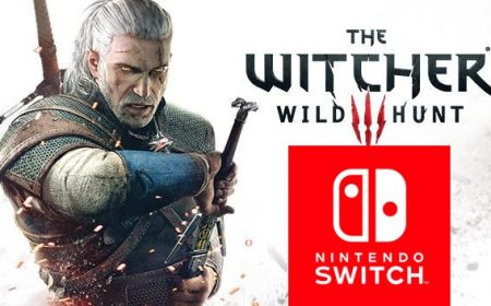 The Witcher 3 celebrada su llegada a Switch con su trailer de lanzamiento