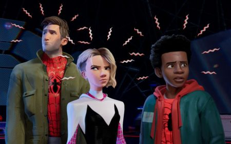 Spider-Man: Into the Spider-Verse llegará a Netflix en junio