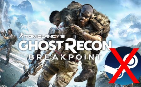 Ghost Recon Breakpoint no llegará al catálogo Steam