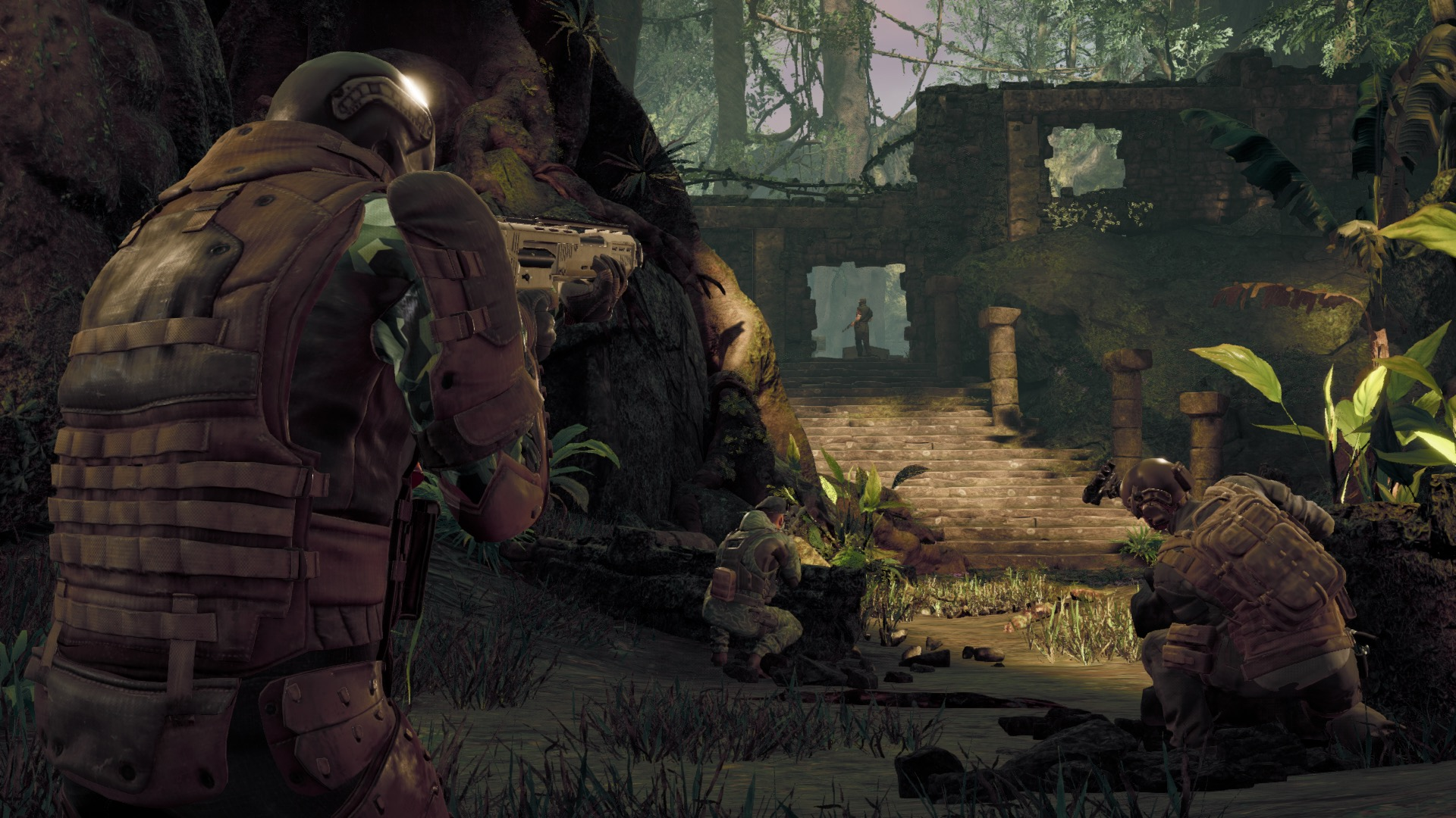 Primer teaser de Predator: Hunting Grounds para PlayStation 4