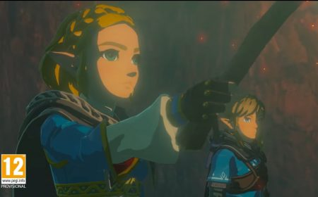 [E3 2019] Nintendo revela la secuela de The Legend of Zelda: Breath of the Wild