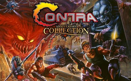 [E3 2019]Contra Anniversary Collection ya disponible en Xbox, PS4, Switch y PC