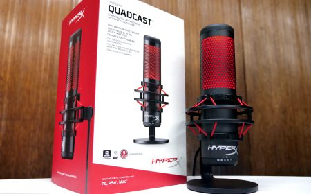 HyperX QuadCast – Review