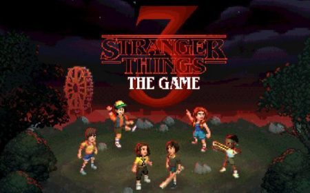 Stranger Things 3: The Game y AER son los juegos gratis de Epic Store