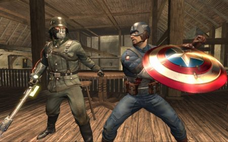 Captain America: Super Soldier (PS3) – Análisis