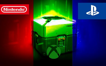 Xbox, Nintendo y PlayStation se unen para regular los loot boxes