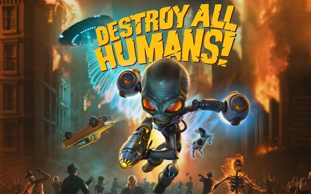 Destroy All Humans! Remake sorprende con su trailer de 4 de julio