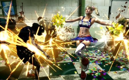 Lollipop Chainsaw (PS3) – Análisis