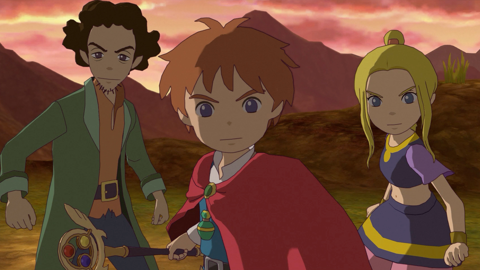 Imagen de Ni no Kuni: Wrath of the White Witch Remastered (PS4) - Análisis