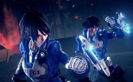 Astral Chain, exclusivo de la Switch, lidera las ventas en Reino Unido