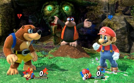 ¡Banjo-Kazooie ya están disponibles en Super Smash Bros Ultimate!