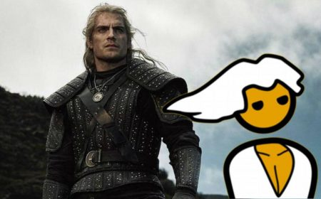 Henry Cavill actor de The Witcher muestra el ensamblado de su PC