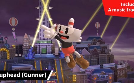 ¡Cuphead llegará a Super Smash Bros Ultimate! (como disfraz)