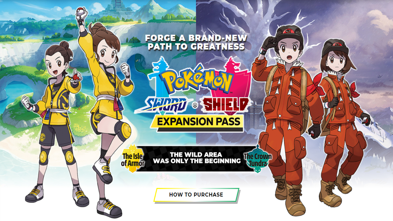 Pokemon Sword y Shield