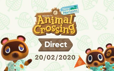 Mañana habrá Nintendo Direct sobre Animal Crossing: New Horizons