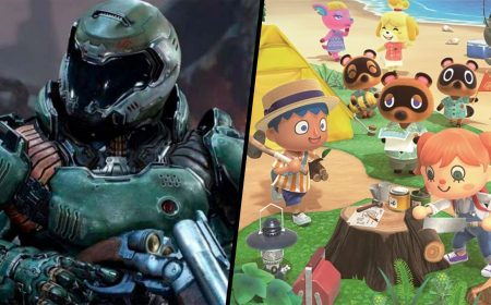Hoy se lanzan Animal Crossing: New Horizons y Doom Eternal