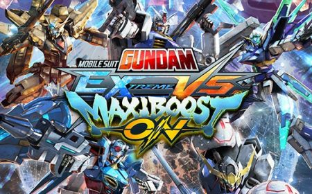 Mobile Suit Gundam Extreme Vs Maxiboots On anuncia su llegada a PS4