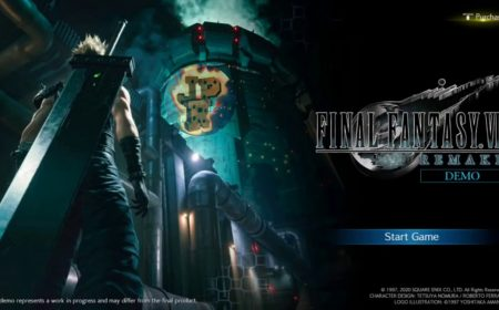Ya se encuentra disponible el demo de Final Fantasy VII Remake