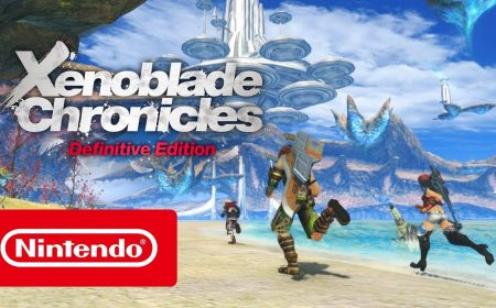 Xenoblade Chronicles: Comparan sus gráficos de Switch, 3DS y Wii