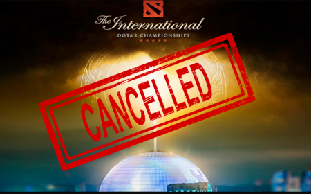 Valve cancela The International 2020 debido al coronavirus
