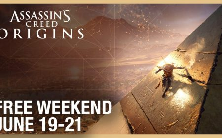 Assassin's Creed Origins anuncia su fin de semana gratuito