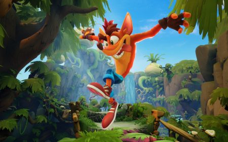 Crash Bandicoot 4: It's About Time revela su primer gameplay