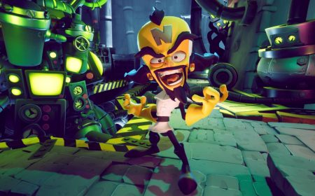 Crash Bandicoot 4 presenta un nuevo gameplay enfocado en Neo Cortex