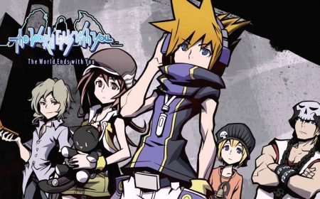 Revelan el primer trailer del anime de The World Ends With you: The Animation