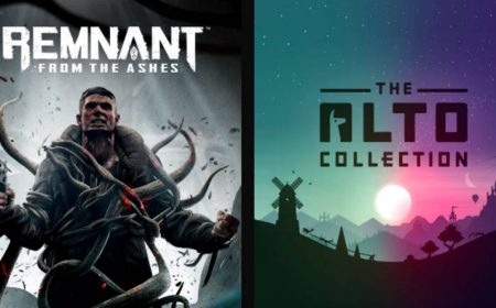 Remnant From the Ashes y The Alto Collection gratis para PC
