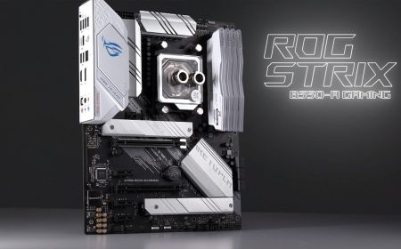 Asus anuncia que las placas ROG Strix B550-A Gaming están disponibles