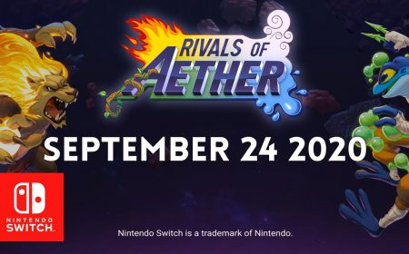 Rivals of Aether: Definitive Edition se lanzará el 24 de septiembre