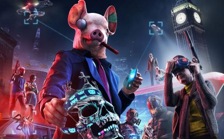 Watch Dogs Legion sorprende con su gameplay en Xbox Series X