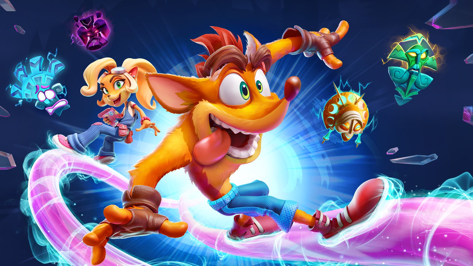 Imagen de Crash Bandicoot 4: It's About Time