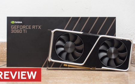 GeForce RTX 3060 Ti Founders Edition – Review