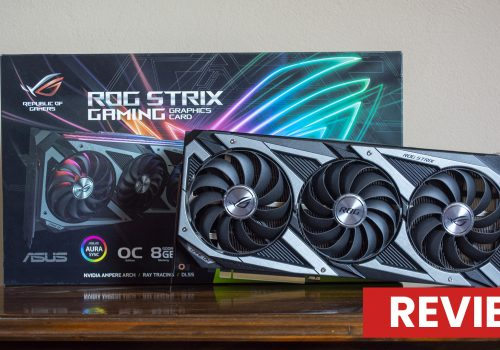 ROG Strix RTX 3070 8G OC Gaming – Review