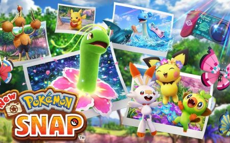 New Pokemon Snap – Review