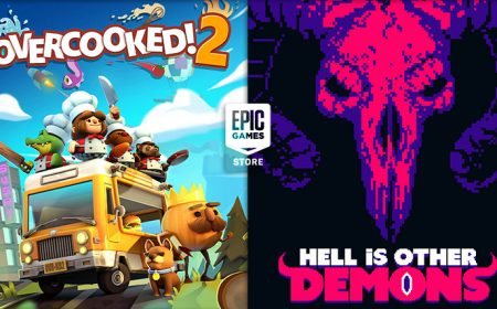 Epic Games Store: Overcooked 2 y Hell is Other Demons totalmente gratis