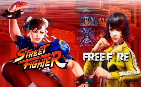 Free Fire y Street Fighter tendrán crossover