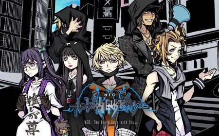 NEO: The World Ends With You ya se encuentra disponible para Switch
